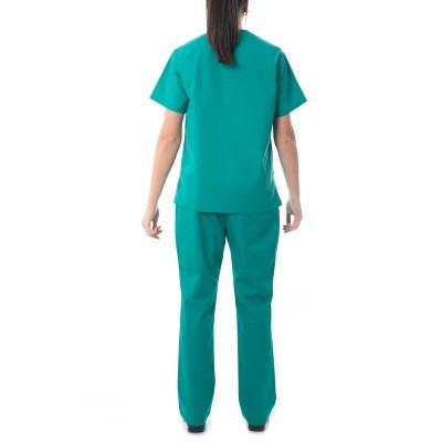 Σετ ιατρικού-νοσηλευτικού προσωπικού πράσινο