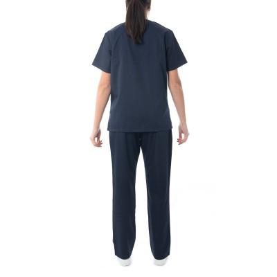 Σετ ιατρικού-νοσηλευτικού προσωπικού μπλε