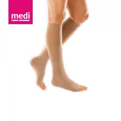 CCL1 Κάλτσα,  Κάτω Γόνατος,  Ανοικτά Δάκτυλα